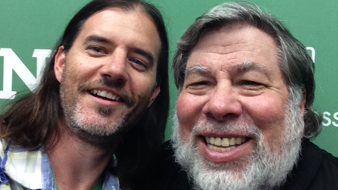Meeting Wozniak