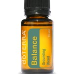 best essential oils - doterra balance (stress)