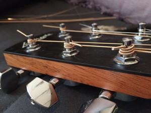 guitar strings - all strings