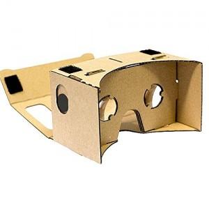 google cardboard - button