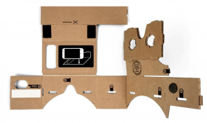 google cardboard - assembly