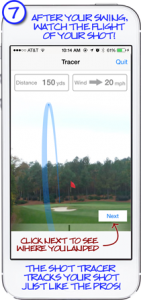 sticks golf app