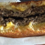 oc burger - denton - patty melt