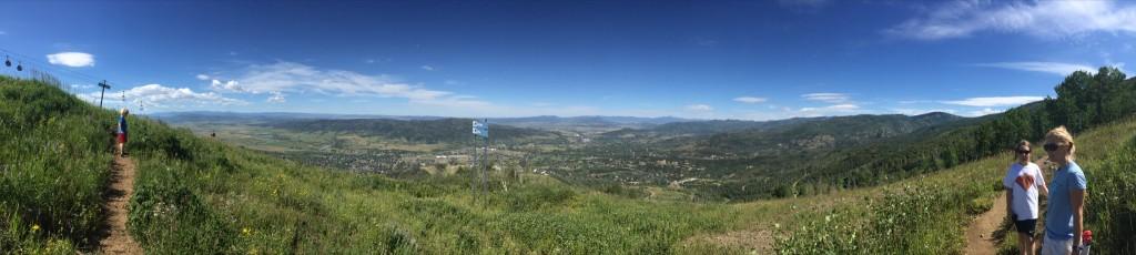Summer 2015 - hike