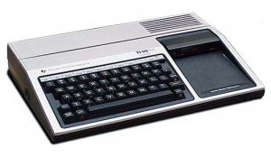 homeschool technology - TI-99/4A
