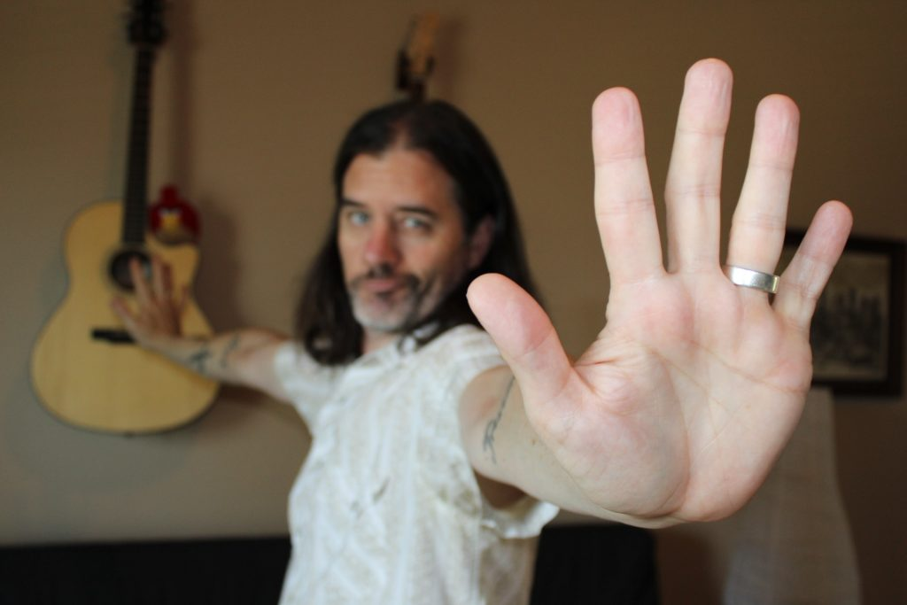 Guitar Hand Stretches #1