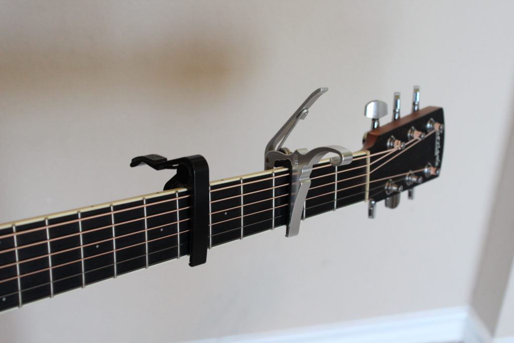 fingerstyle capos