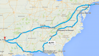 homeschool road trip