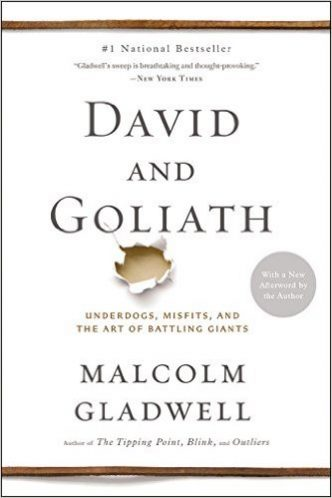 David and Goliath - Malcolm Goliath
